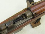 WW2 1943-1944 1st Block Production I.B.M. U.S. M1 Carbine in .30 Carbine** Scarce Benicia Arsenal Rebuild in Early I-Cut Winchester Stock** SOLD - 24 of 25