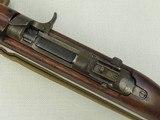 WW2 1943-1944 1st Block Production I.B.M. U.S. M1 Carbine in .30 Carbine** Scarce Benicia Arsenal Rebuild in Early I-Cut Winchester Stock** SOLD - 13 of 25