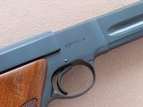 1968 Vintage 3rd Series Colt Woodsman Match Target .22 Pistol** Beautiful Example ** SOLD - 23 of 25