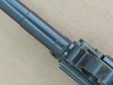 WW1 Vintage 1916 DWM Artillery Model Luger in 9mm Luger** Very Nice Looking Original Finish Example ** - 23 of 25