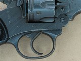 WW2 1943 Vintage Webley & Scott Mark IV Revolver in .38/200 Caliber** Exceptional All-Original & Matching Example! ** SOLD - 9 of 25