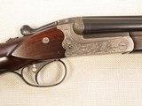 Merkel 147E Side-by-Side 20 Gauge Shotgun, Cased SOLD - 6 of 19