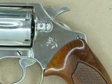 1974 Vintage Nickel Colt Detective Special Third Issue Revolver in .38 Special** Honest and Original Example ** SOLD - 17 of 25
