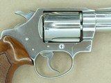 1974 Vintage Nickel Colt Detective Special Third Issue Revolver in .38 Special** Honest and Original Example ** SOLD - 7 of 25