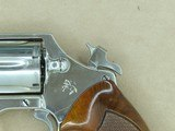 1974 Vintage Nickel Colt Detective Special Third Issue Revolver in .38 Special** Honest and Original Example ** SOLD - 20 of 25