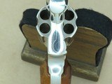 1974 Vintage Nickel Colt Detective Special Third Issue Revolver in .38 Special** Honest and Original Example ** SOLD - 10 of 25