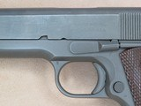 WW2 Remington Rand M1911A1 U.S. Army .45 A.C.P.**W/ Original Holster & Belt** SOLD - 5 of 24