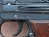 WW2 1944 Japanese Military Type 94 Nambu Pistol w/ Factory Date Error, Matching Mag, & Homemade Holster** All-Matching Gun ** - 6 of 25