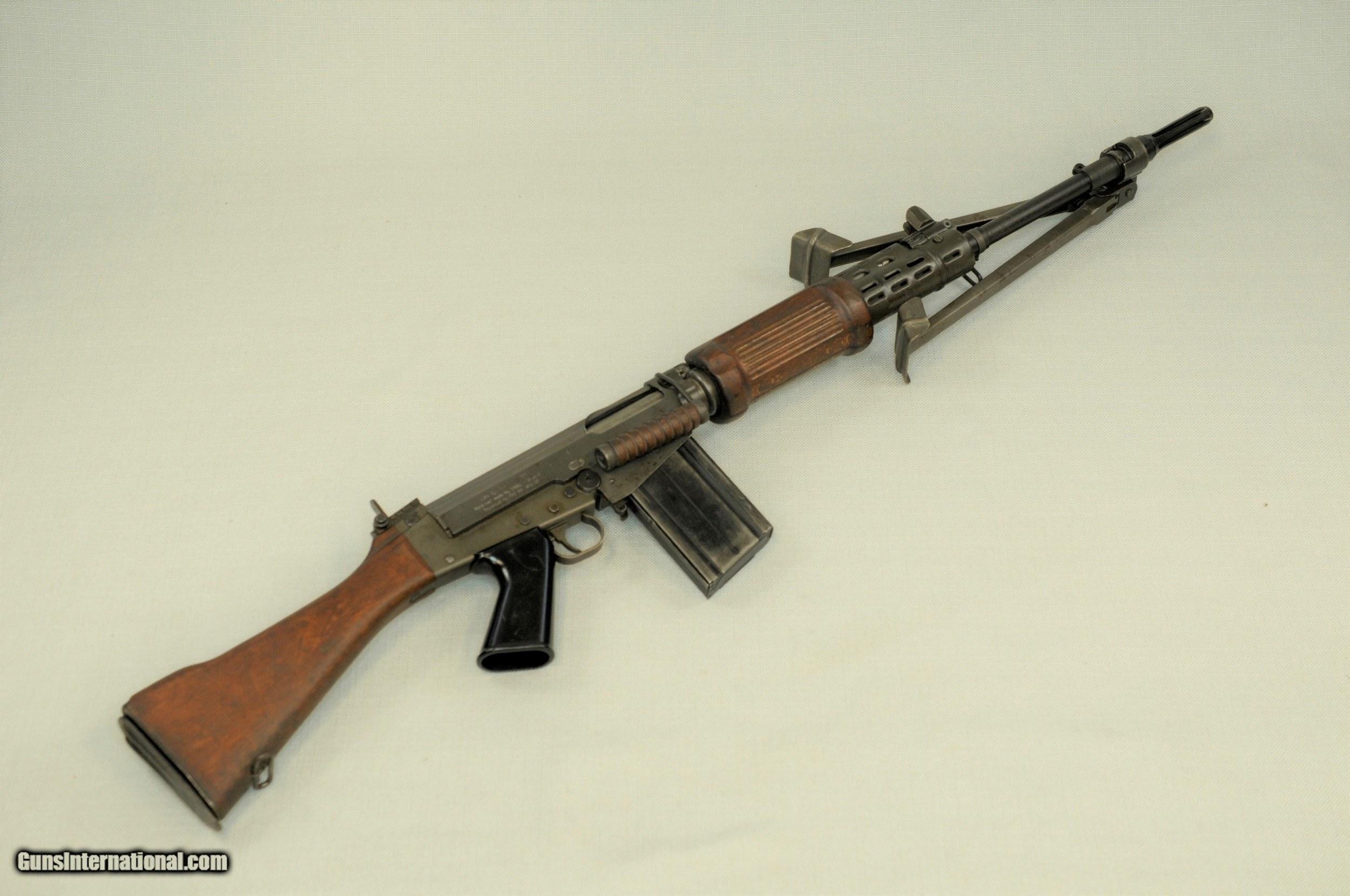 FN FAL , MODEL: L1A1 , CALIBER: 7.62 X 51 - Switzers