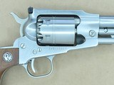 1982 Vintage Stainless Steel Ruger Old Army .44 Caliber Cap & Ball Revolver w/ Original Box, Manuals, Etc.** Beautiful & Clean Example ** SOLD - 8 of 24