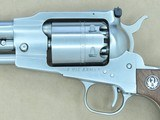 1982 Vintage Stainless Steel Ruger Old Army .44 Caliber Cap & Ball Revolver w/ Original Box, Manuals, Etc.** Beautiful & Clean Example ** SOLD - 4 of 24