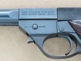 1951-'53 Vintage High Standard Olympic Pistol in .22 Short** Nice All-Original Early '50's Olympic ** - 24 of 25