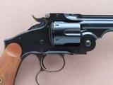 Uberti No.3 Russian Top-Break Revolver in .44 S&W Russian** Unfired & Excellent Condition ** - 8 of 25