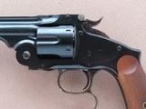 Uberti No.3 Russian Top-Break Revolver in .44 S&W Russian** Unfired & Excellent Condition ** - 3 of 25