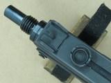 Masterpiece Arms 9mm Luger Pistol w/ False Suppressor** Top-Cocking Mac-10 Clone ** - 13 of 20