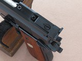 1976 Vintage High-End Custom 70 Series Colt Gold Cup National Match .45 ACP Pistol** BO-MARSight Rail, Custom Extended Barrel, Etc. ** - 12 of 25