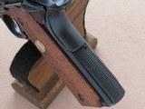 1976 Vintage High-End Custom 70 Series Colt Gold Cup National Match .45 ACP Pistol** BO-MARSight Rail, Custom Extended Barrel, Etc. ** - 14 of 25