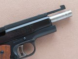 1976 Vintage High-End Custom 70 Series Colt Gold Cup National Match .45 ACP Pistol** BO-MARSight Rail, Custom Extended Barrel, Etc. ** - 25 of 25