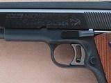 1976 Vintage High-End Custom 70 Series Colt Gold Cup National Match .45 ACP Pistol** BO-MARSight Rail, Custom Extended Barrel, Etc. ** - 10 of 25