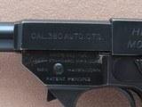 Scarce 1949 Vintage High Standard Model G.380 Pistol in .380 ACP w/ 4 Magazines** 100% Original & Attractive Example ** - 6 of 25