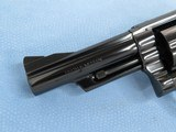 "Minty Smith & Wesson Model 19-3 .357 Combat Magnum Blue 4"" Barrel Pinned & Recessed **MFG. 1975** SOLD - 5 of 21"