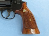 "Minty Smith & Wesson Model 19-3 .357 Combat Magnum Blue 4"" Barrel Pinned & Recessed **MFG. 1975** SOLD - 2 of 21"