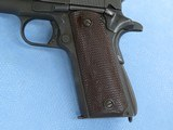 WW2 Remington Rand M1911A1 U.S. Army .45 A.C.P. **MFG. 1944** SOLD - 2 of 20