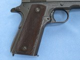 WW2 Remington Rand M1911A1 U.S. Army .45 A.C.P. **MFG. 1944** SOLD - 7 of 20