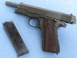 WW2 Remington Rand M1911A1 U.S. Army .45 A.C.P. **MFG. 1944** SOLD - 18 of 20