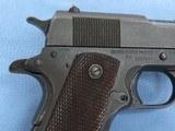 WW2 Remington Rand M1911A1 U.S. Army .45 A.C.P. **MFG. 1944** SOLD - 8 of 20