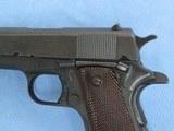 WW2 Remington Rand M1911A1 U.S. Army .45 A.C.P. **MFG. 1944** SOLD - 3 of 20