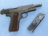WW2 Remington Rand M1911A1 U.S. Army .45 A.C.P. **MFG. 1944** SOLD - 19 of 20