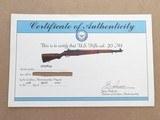 Korean War Era U.S. Harrington & Richardson M1 Garand 30.06 **MFG. 1955 w/CMP Certificate of Authenticity** SOLD - 23 of 23