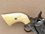 Colt Short Barrel Single Action, Cal. .45 LC, 1900 Vintage, 2 1/2 Inch Barrel SOLD - 5 of 11