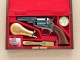 "Italian Made ""Wells Fargo Colt"" 1849 Replica, Cal. .31 Percussion, Uberti ?"