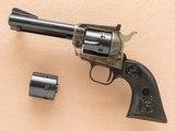 Colt New Frontier .22, 4 3/4 Inch Barrel, Cal. .22 LR & Magnum Cylinders - 8 of 9