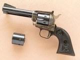Colt New Frontier .22, 4 3/4 Inch Barrel, Cal. .22 LR & Magnum Cylinders - 2 of 9