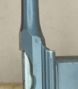 """WW1 Commercial Mauser C96 """"Broomhandle"""" in .30 MauserSOLD - 9 of 11"""