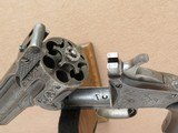 Smith & Wesson 1st Model American, Engraved, Cal. .44 CF - 11 of 15