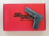 Sig Sauer Model P229, Cal. .40 S&WSOLD