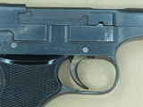 1942 Imperial Japanese Military Nagoya Nambu Type 94 Pistol in 8mm Nambu w/ Partial Holster and Extra MagSOLD - 11 of 25