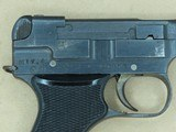 1942 Imperial Japanese Military Nagoya Nambu Type 94 Pistol in 8mm Nambu w/ Partial Holster and Extra MagSOLD - 8 of 25