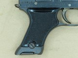 1942 Imperial Japanese Military Nagoya Nambu Type 94 Pistol in 8mm Nambu w/ Partial Holster and Extra MagSOLD - 7 of 25