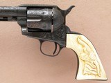 ColtSingle Action, Engraved, Cal. .32/20, 7 1/2 inch Barrel, 1884 Vintage, AntiqueSOLD - 3 of 12
