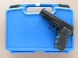 Sig Sauer P226 Double Action Only, Cal. 9mm