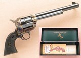 Colt Single Action Army, 1957 Vintage, Cal. 45 LC, 2nd Year of Production 2nd Generation
