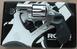 Rossi, 462 .357 mag bright stainlessSOLD