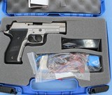 Sig Sauer Elite P226 all stainless steel 40 cal