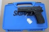 Sig Sauer P226 in .40 S&W