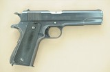 **1950 Mfg** Argentine Colt 1911A1 Sistema Model 1927 .45acp** Argentine Air Force Marked! **